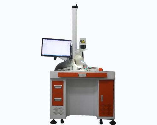 小型便捷式光纤激光打标机