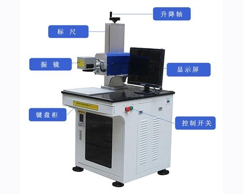 CO2激光打标机标准机型BK-C10/C30/C60/C100