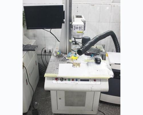 金坛XL-300光纤激光打标机