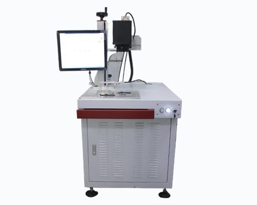 泰兴小型光纤金属激光打标机