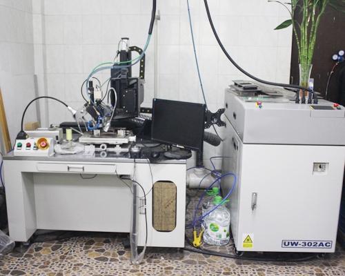 泰兴金属激光焊接机
